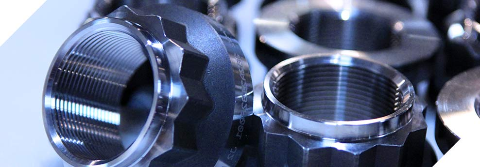 precision fasteners for power generation